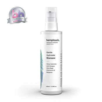 Cosmétique Shampooing Doux Hydrolat au chanvre 100 ml - Hemptouch