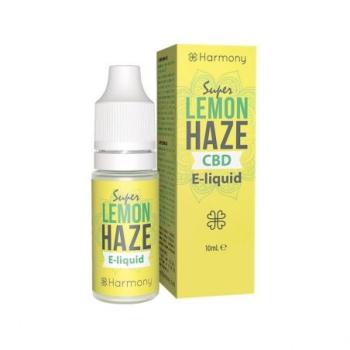 E-Liquide Harmony - Eliquid CBD - SUPER LEMON HAZE - 10ml
