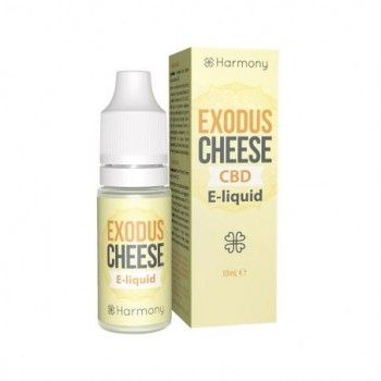 Harmony - Eliquid - CBD CHEESE