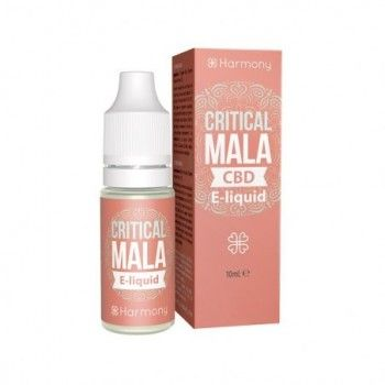 E-Liquide Harmony - Eliquid CBD - CRITICAL MALA - 10ml